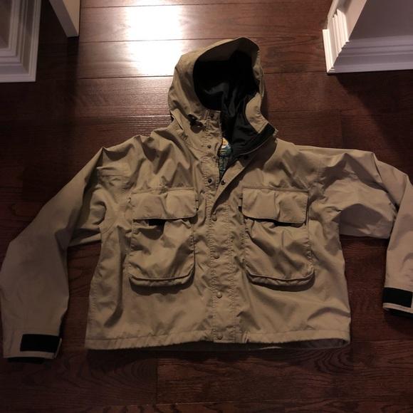 018c7a776c052 Cabelas Jackets & Coats | Dry Plus Mens Rain Jacket Xl | Poshmark